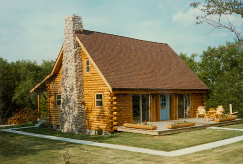 Stone city log homes a few of our log home plans for Log and stone home plans